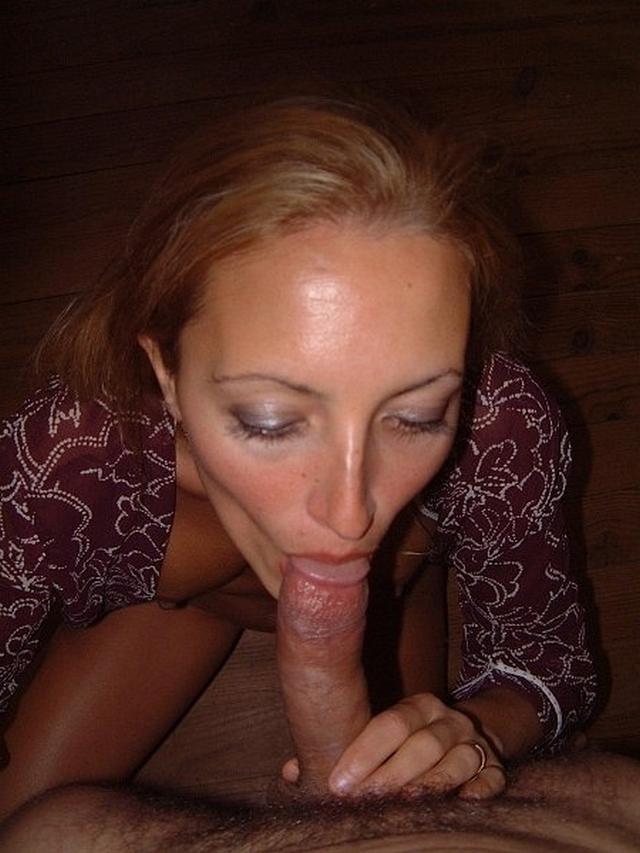 Любительская подборка снимков делающих минет милашек - секс порно фото